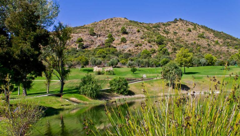 Los Arqueros Golf & Country Club trou 16