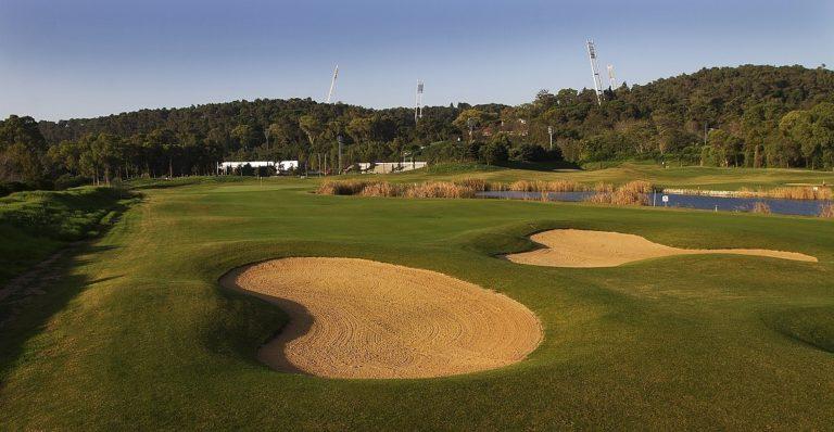 OEIRAS, LISBON Jamor Golf Course Parcours de golf 9 trous proche Lisbonne