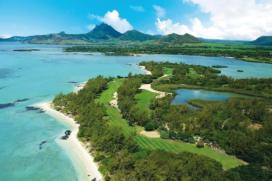 sejour golf Île Maurice Tous les golfs parcours de golf et hotels voyage golf vacances