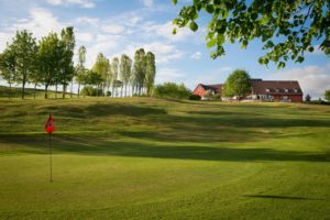 golf course Golf & Country Hotel Luxembourg Clervaux