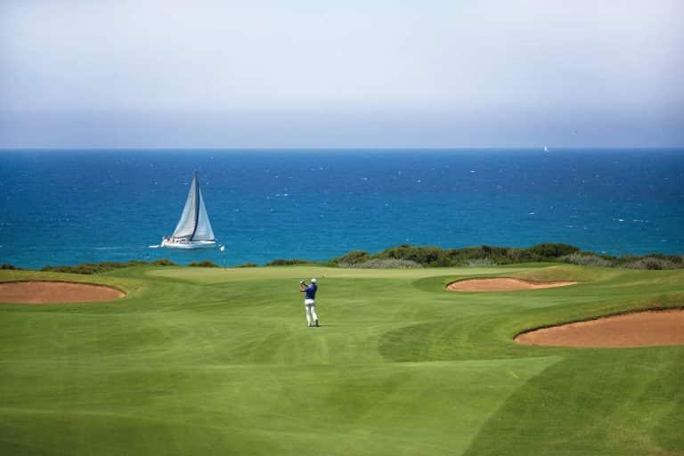 Costa Navarino Sejour vacances voyage golf Grèce