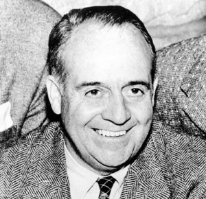 Robert Trent Jones Sr. 1906-2000 Architecte de golf