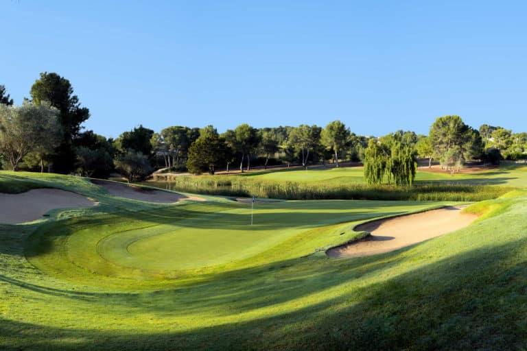 El Bosque Golf Course Spain Valencia