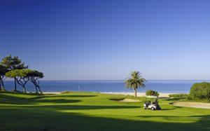 Golf mois de septembre arriere saison golfs et hotels mer golfeur nature