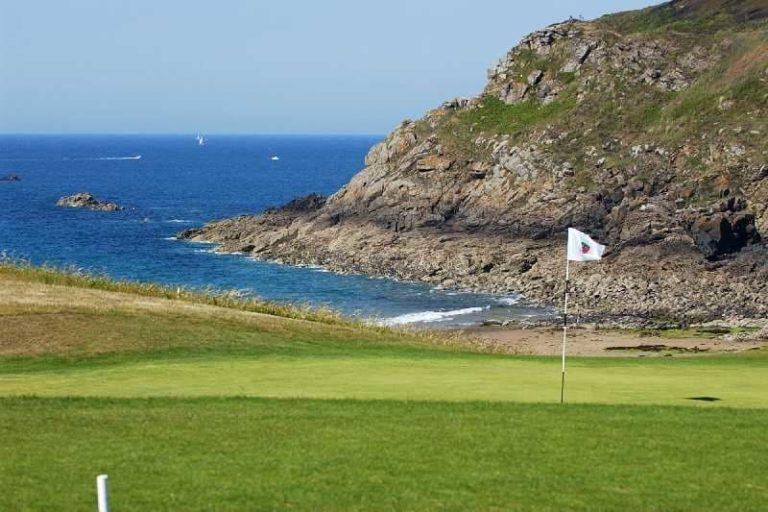 Dinard golf course