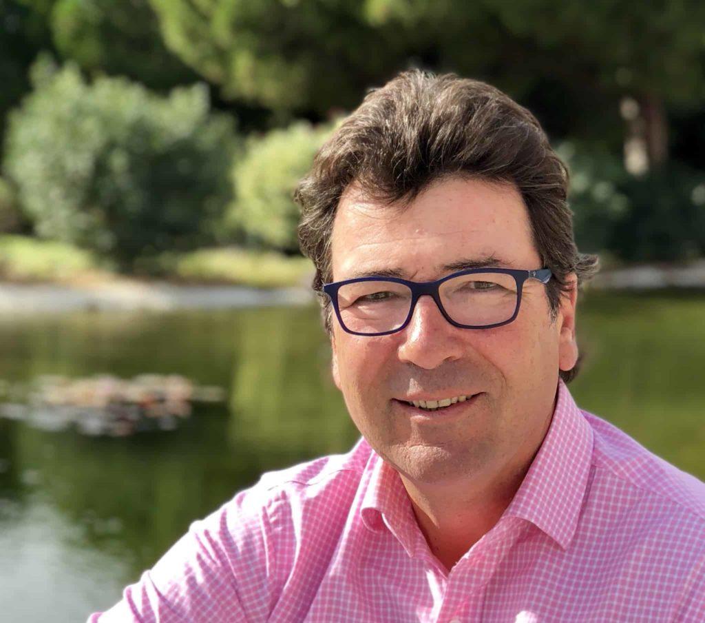 Stéphane Bachoz- Golf