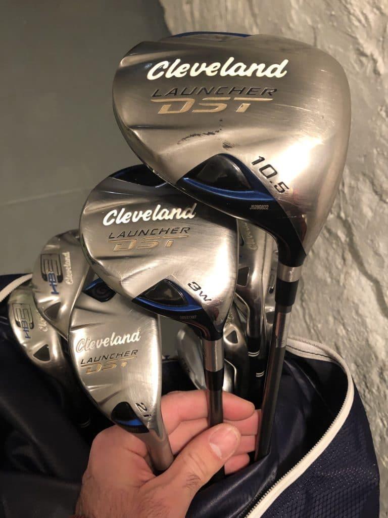 Club de golf d'occasion Marque Cleveland